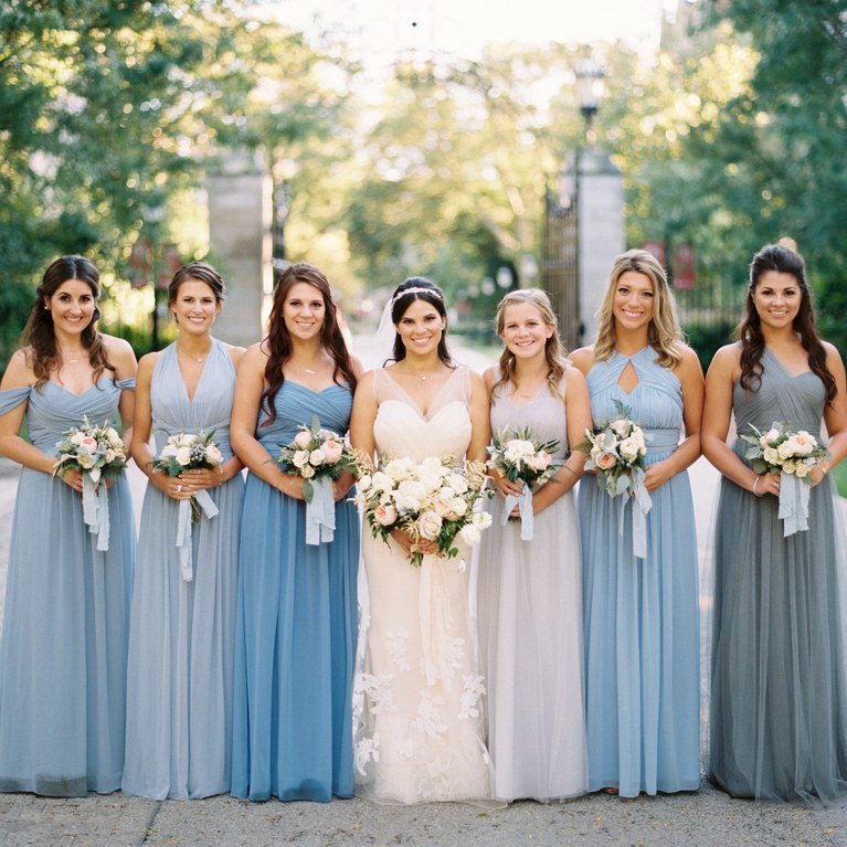 Average Cost Of A Wedding Gown: Average Cost Of Bridesmaid Dresses 2019