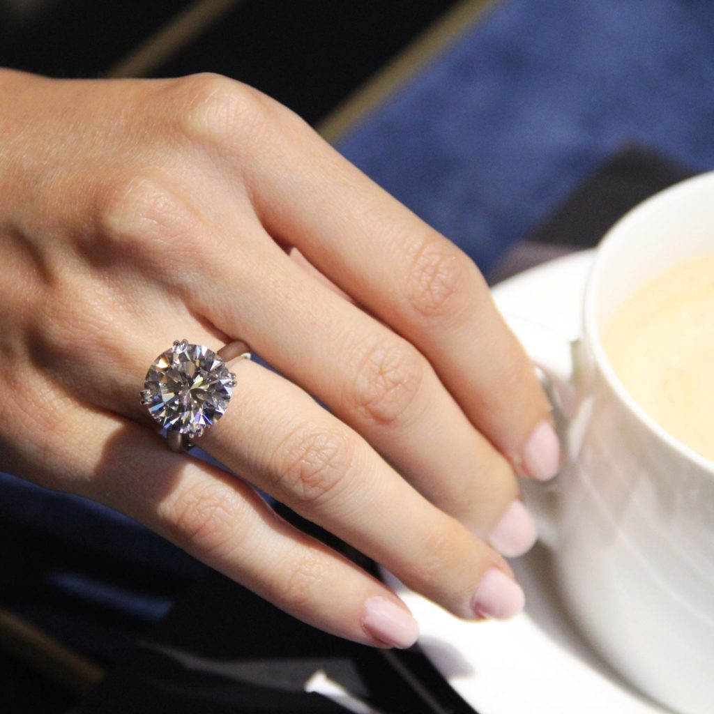 Average Engagement Ring Cost 2019