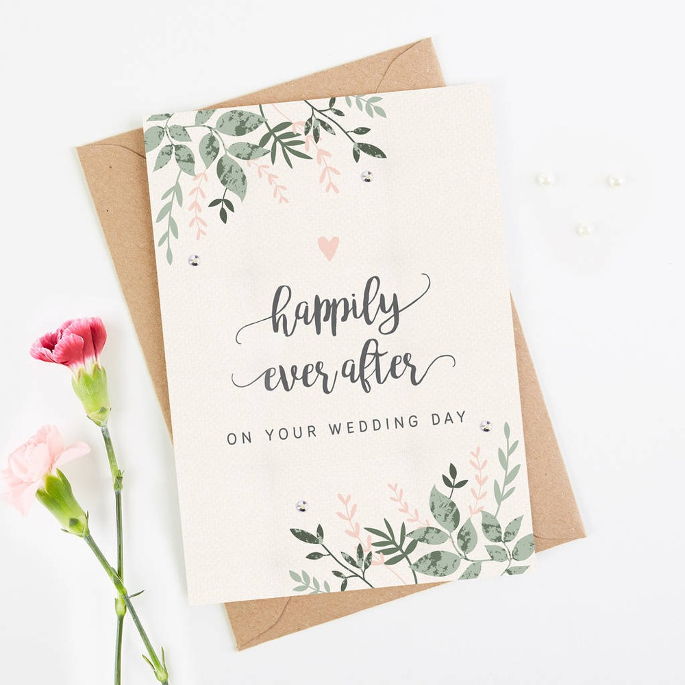 What To Write In A Wedding Card - 3 Guide - Weddingstats
